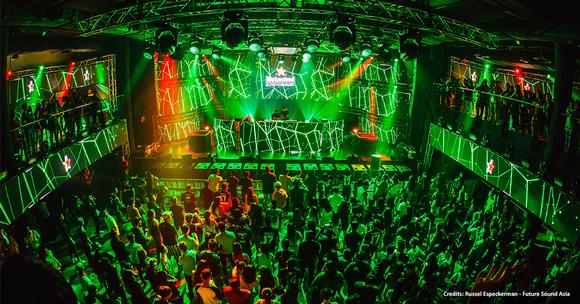 "Analog Way Ascender 16 - 4K Supports VJs at Heineken's ""Live Your Music"" Regional Tour in Malaysia"