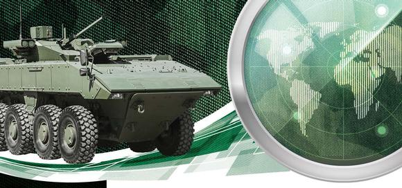 High-quality, low-bandwidth tactical video solutions for Canadian Armed Forces' Armored Vehicles