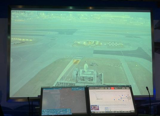 Matrox Maevex Streams Live Airport Traffic Footage to Off-Site Aviation Gallery