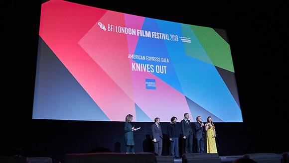 Industry chooses RGB laser at BFI Film Festival