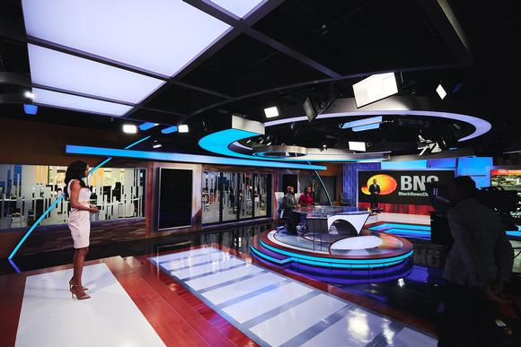 Black News Channel Launches with Brightline LED Fixtures
