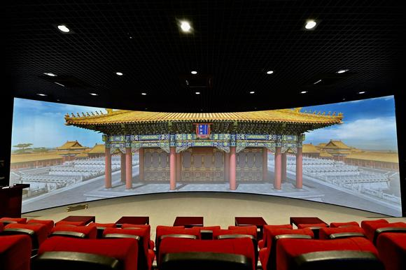 Barco & Forbidden City co-initiate a digital heritage appraisal