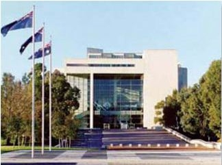 Biamp Systems - High Court of Australia