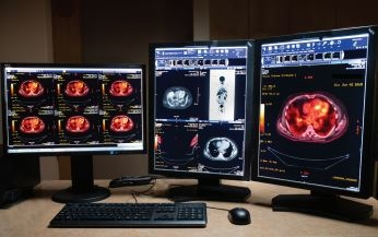NEC Display: Central Illinois Radiological Associates