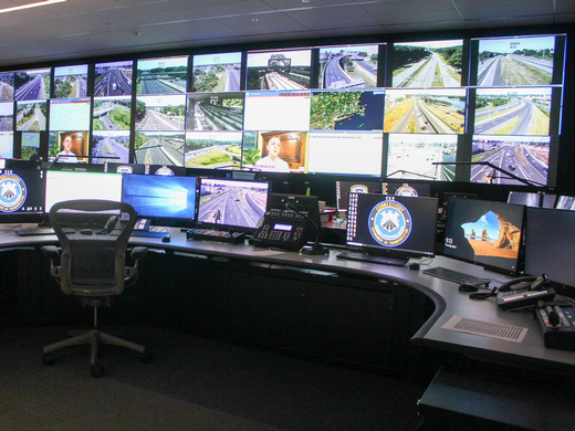 CONTROL ROOM SOLUTIONS FOR 24/7 MONITORING – CONNECTICUT DEPARTMENT OF TRANSPORTATION INVESTS IN A NEW OPERATIONS CENTER