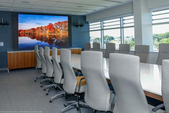 Cambridge Savings Bank Executive Boardroom