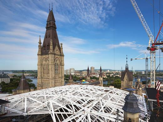 Canadian Parliament - Ottawa, ON