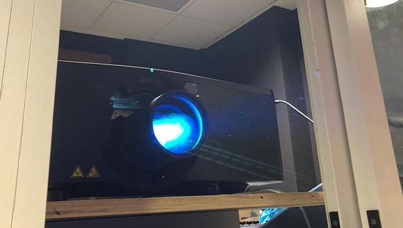 Christie laser projectors bring learning to life