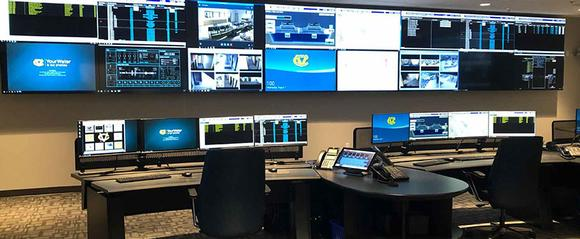 Coachella Valley Water District Builds State-of-the-Art Control Room With Black Box and Integrated Media Systems