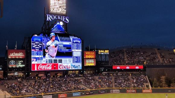 Colorado Rockies – Coors Field