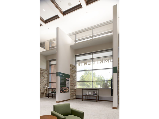Colorado State University Alumni Center - Fort Collins, CO