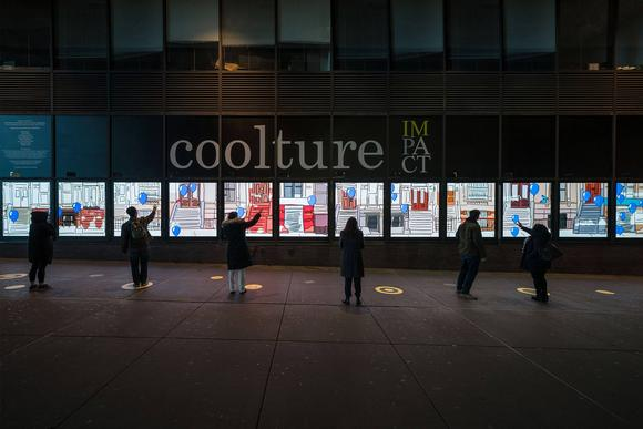 Coolture Impact at Times Square