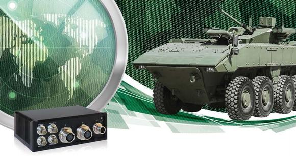1,000 VITEC MGW Diamond TOUGH Encoders to Outfit the Canadian Armed Forces' Armored Vehicles