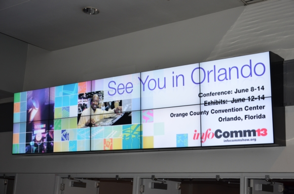 Las Vegas Convention Center: Advanced Mounting Technology Yields Savings for 14 Video Walls
