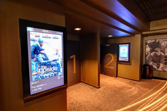 Peerless-AV Helps Theatre Box by TCL Chinese Theatre Make a Statement During its Grand Re-Opening with Digital Signage