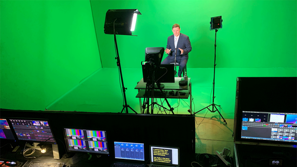 Damn Good Productions Goes Global for Pitney Bowes with TriCaster® and NDI®
