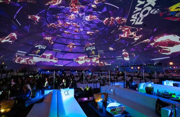 Datapath help drive world's largest projection dome projection at Super Bowl LIV