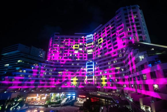 Datapath helps illuminate Melody Maker Cancun Hotel