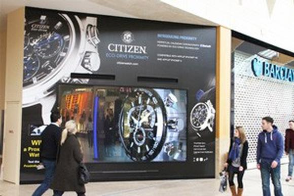 Datapath x4 used on latest DOOH advertising format