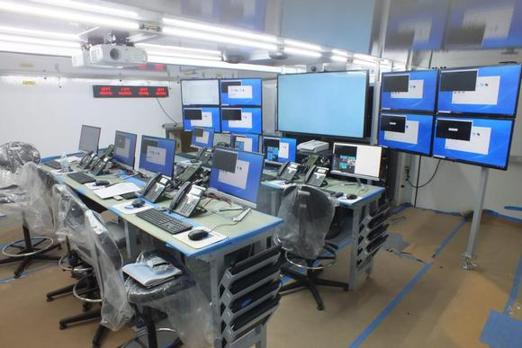 DoD Control Rooms powered by DEXON