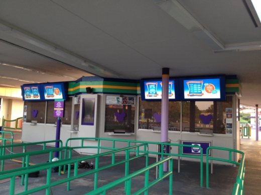 Peerless-AV® Works with World's Most Famous Theme Park to Install Outdoor Displays and Custom Digital Signage Mounts