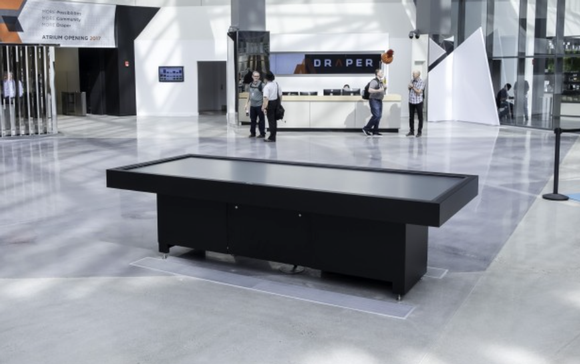 Draper Laboratory Touch Table