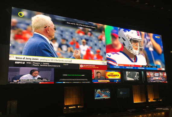 Peerless-AV helps Washington state resort engage its patrons with colossal direct view LED display setup