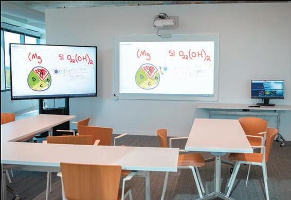Enhance Active Learning and Collaboration with NEC Display