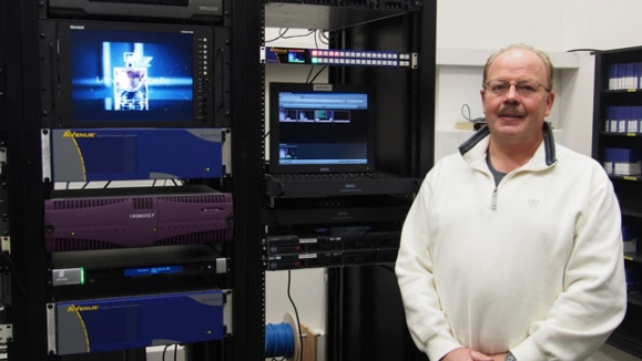 KTAS Chief Engineer Roy Keefer has been using Ensemble Designs Avenue products for several years
