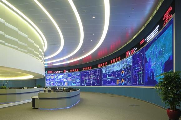 "Barco data visualization system is the ""mastermind"" of China's Guangzhou Metro"