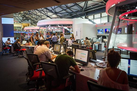 Israel's i24News Enjoys Production Efficiencies  With Telemetrics