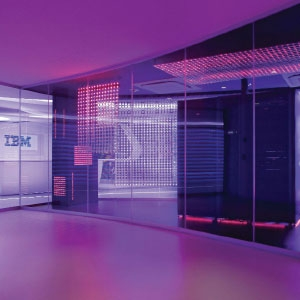 IBM's High Tech Center