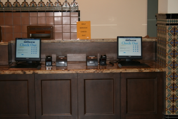 Camarillo Library Utilizes CyberTouch Technology to Creat Self-Service Kiosks