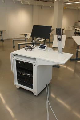 University Art Studio Workstations