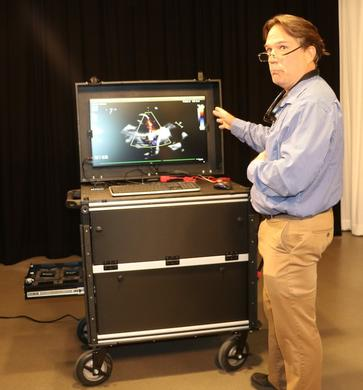 Edwards Lifesciences 'Hearts' Live Video Production In-House
