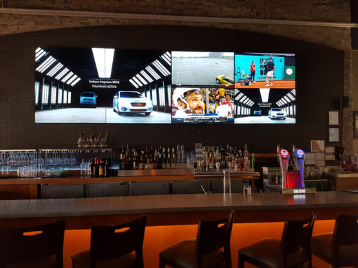 PureLink Case Study: Video Over IP at Boston Pizza