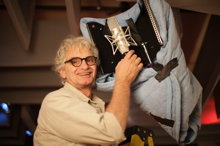 AEROSMITH PRODUCER JACK DOUGLAS ROCKS WITH SHURE