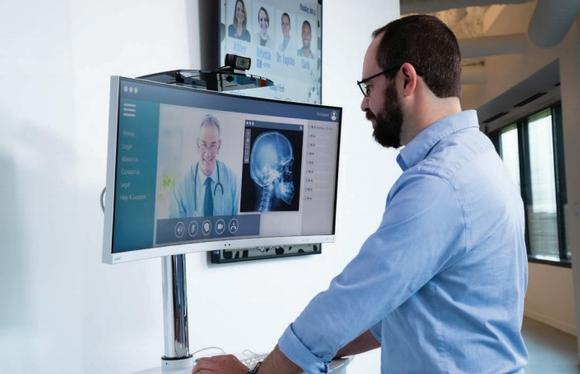 Keep Track of Patients and Improve Satisfaction with NEC Display Solutions
