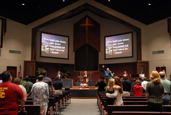 Kramer Products Serve Local Houston Church