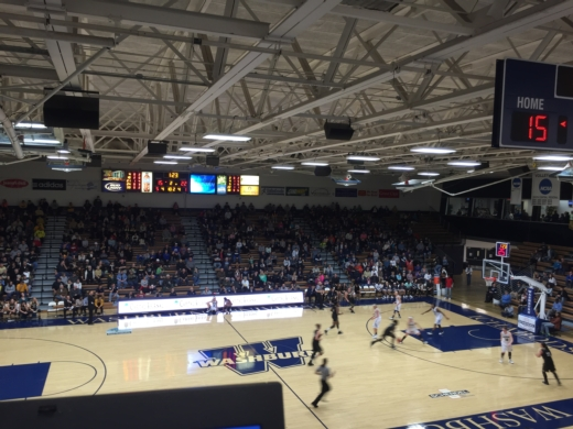 Washington's University Lee Arena - Flexible Audio for a Multi-purpose Arena
