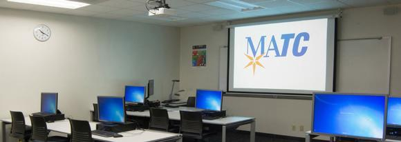 Casio LampFree Projectors Help MATC Dramatically Reduce Wasted Staff Time