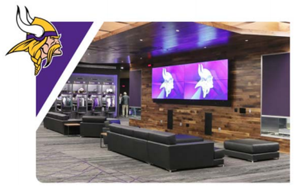 VITEC's World-Class IPTV and Digital Signage Platform Powers New Content Experience Across State-of-the-Art NFL Training Facility