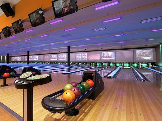 Main Event Bowling Alley - Dallas, TX