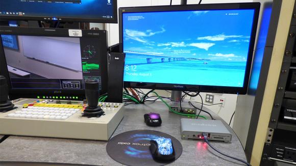 Matrox Monarch HD Graduates at the Top of its Class at the University of North Florida