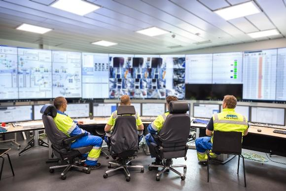World's Largest Bioproduct Mill Uses Ultra-Large, Matrox-Powered Control Room Video Wall