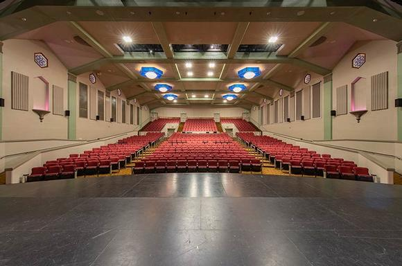 Audix Microphones Key to Yamaha Upgrade at Historic C.K. McClatchy High School