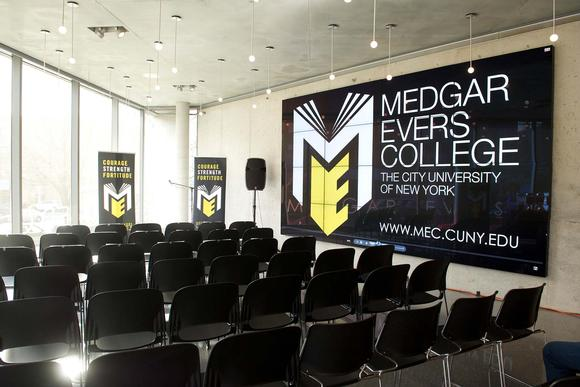 Medgar Evers College, The City University of New York
