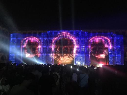 UDX-4K32 projectors at the anniversary of historic site Medina Azahara