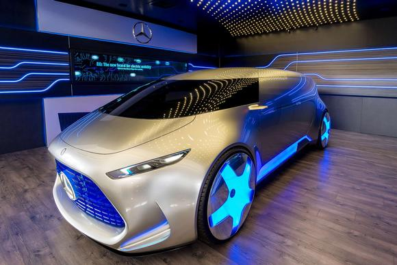 Mercedes-Benz Visionary Center