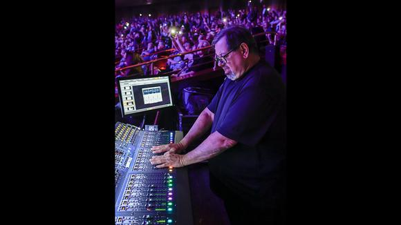 Meyer Sound LYON from Solotech Powers New Era at The Colosseum at Caesar's Palace